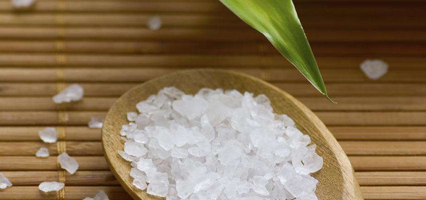 Banho de Arruda com sal grosso – combinação poderosa