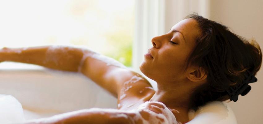 Banho forte para proteger contra energias negativas