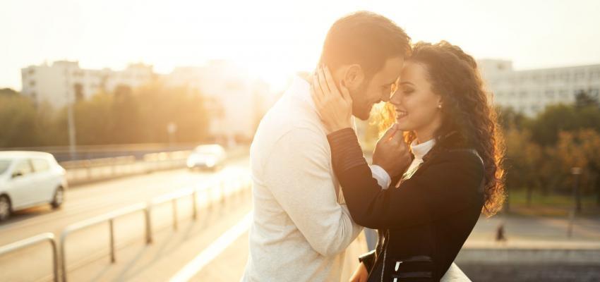 Você acha que existe amor à primeira vista?