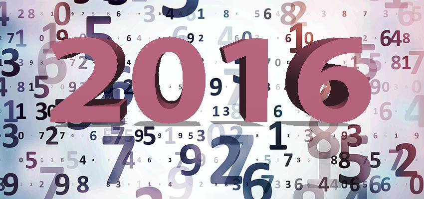 Numerologia 2016 – Um Ano para mudar de Vida