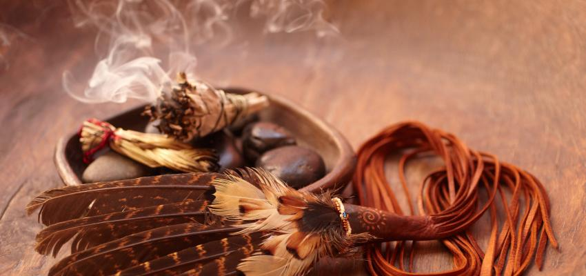 Aprenda o ritual de limpeza com sálvia