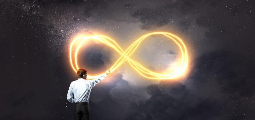 O símbolo do infinito - A União entre Homem e Natureza