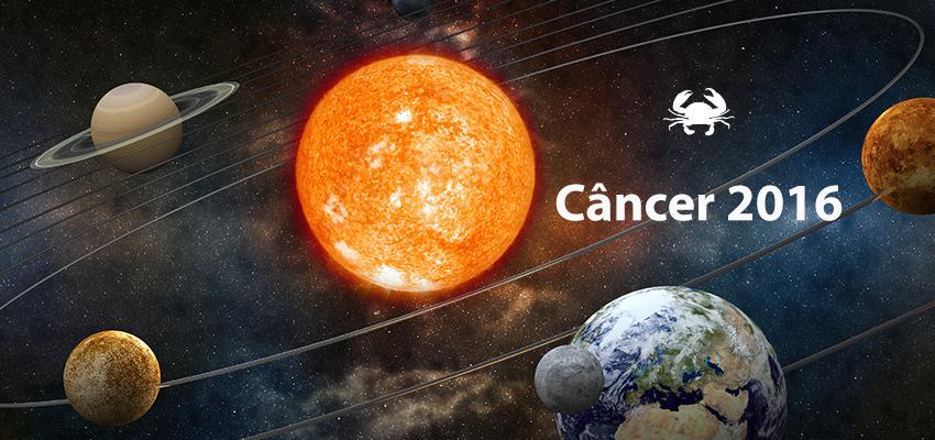 Previsão Completa do Horóscopo 2016 para Câncer