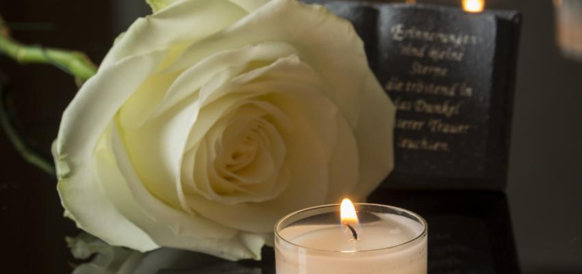 Oração Do Luto Palavras De Conforto Para Quem Perdeu Um Ente