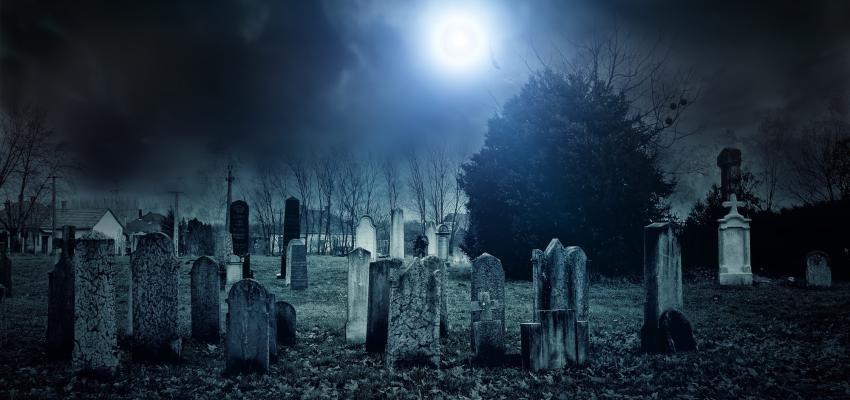 Descubra o que significa sonhar com cemitério