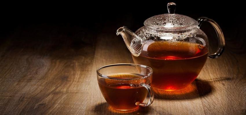 Banho de chá mate para limpeza espiritual