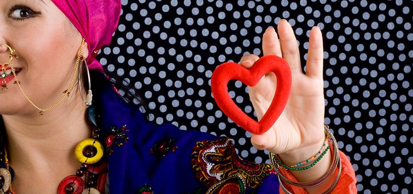 Cigana Miroan - a cigana que vive o amor eterno