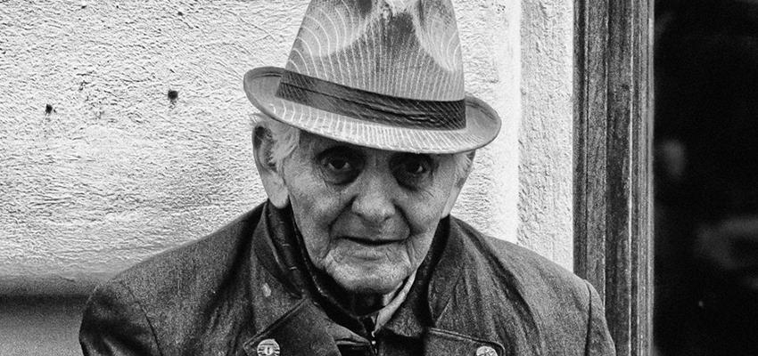 Cigano Bóris - o cigano ancião