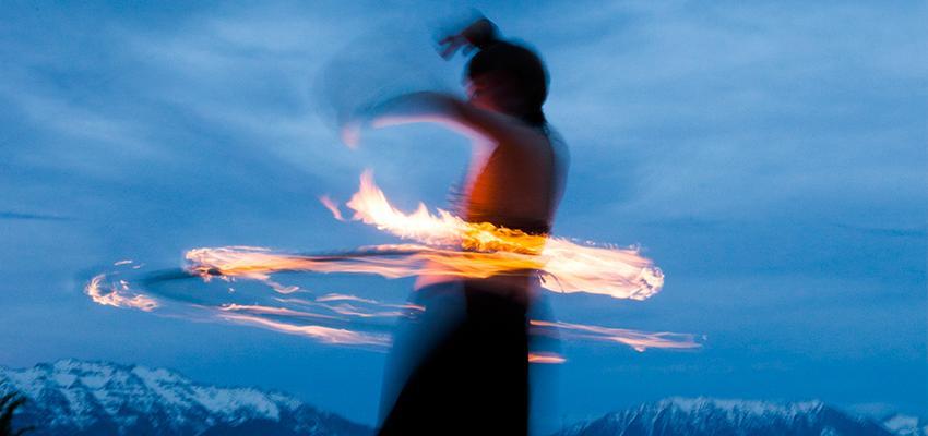 Cigano Tarim (ou Tarin) - o cigano que invocou a Deusa do Fogo