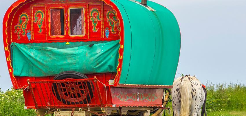 Cigano Wladimir - o líder da Caravana da Luz que teve fim trágico