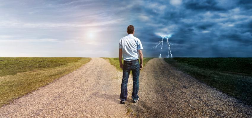 Cinco sinais de que você está no caminho errado