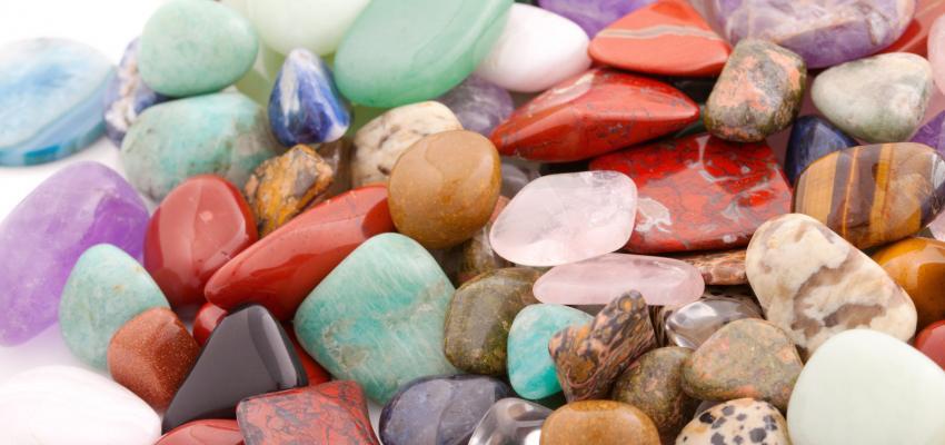 Como perder peso com o auxílio dos cristais