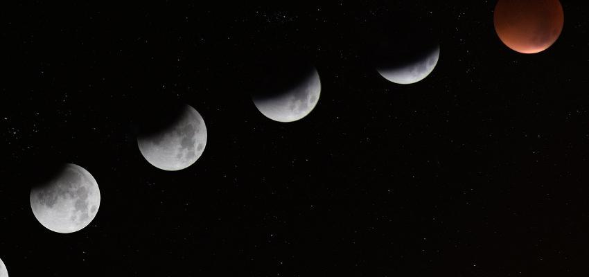 Confira as fases da Lua em 2017