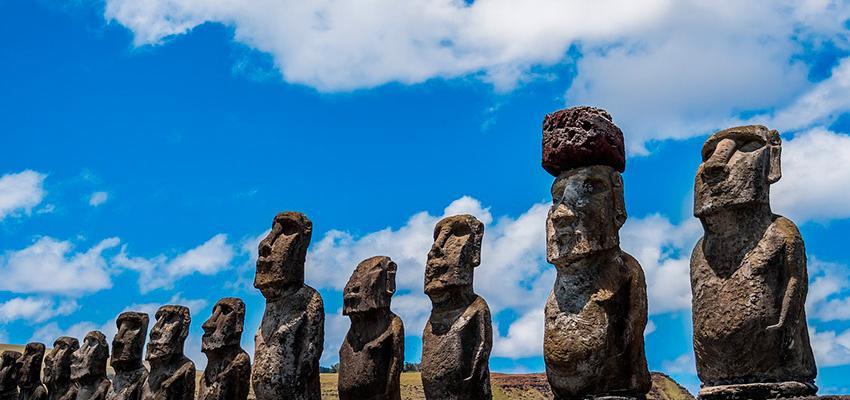 Conheça alguns dos lugares místicos do mundo