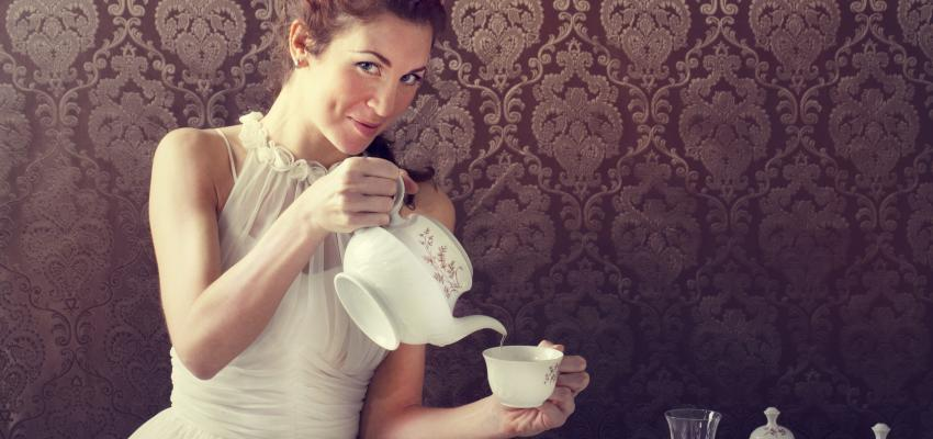 Conheça o poder do chá de Calêndula