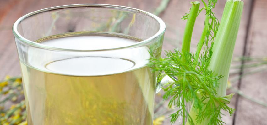 Conheça o poder do chá de erva doce