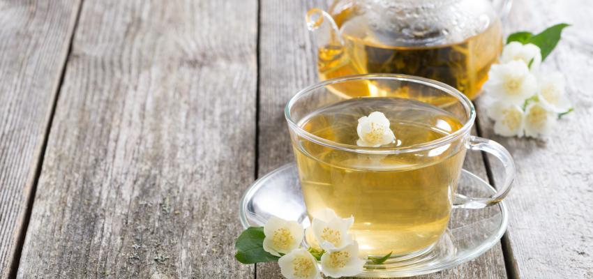 Conheça o poder do chá de Jasmin