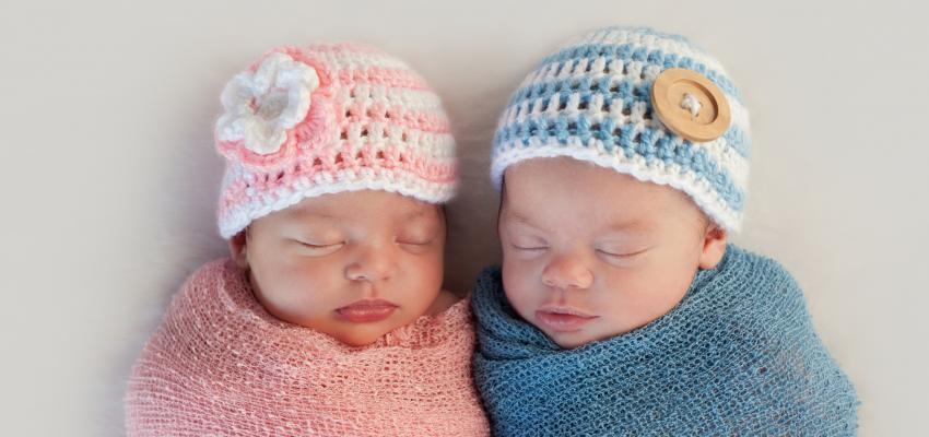 Cores e Gênero: Rosa para meninas, Azul para meninos – por que?