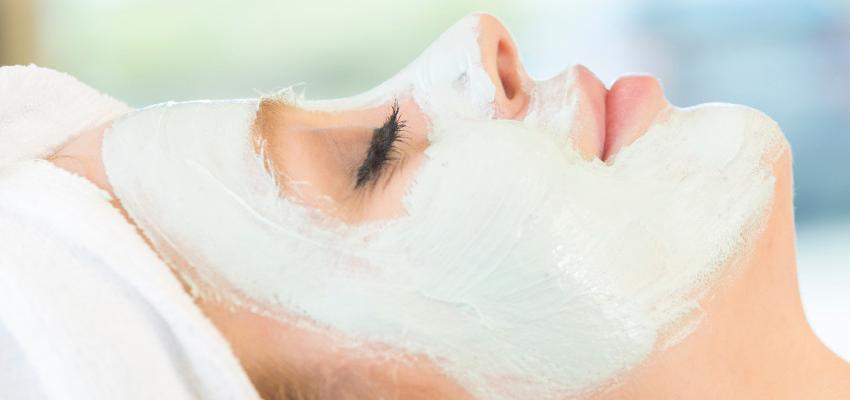 Cosmético natural – como fazer uma máscara facial com iogurte e laranja