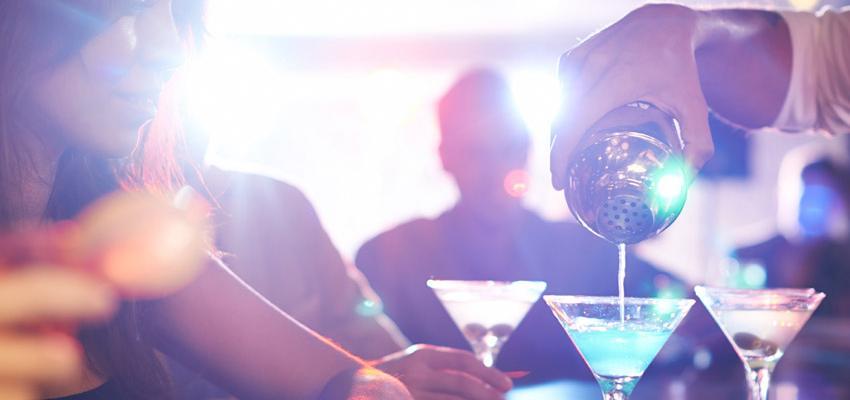 Beber, Cair, Levantar - Os drinks que combinam com você