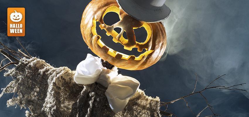 Cuidado com o Halloween!