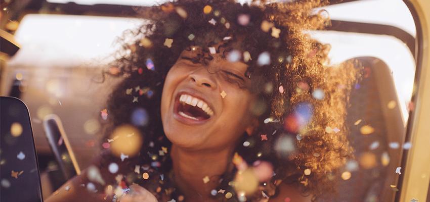 Simpatia para atrair felicidade