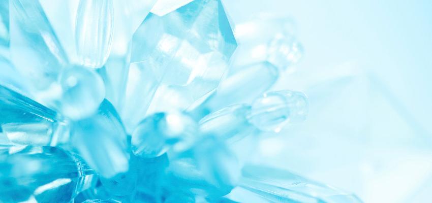 O despertar espiritual promovido pelos cristais de fluorita