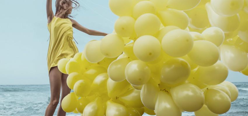 O poder solar do amarelo na cromoterapia