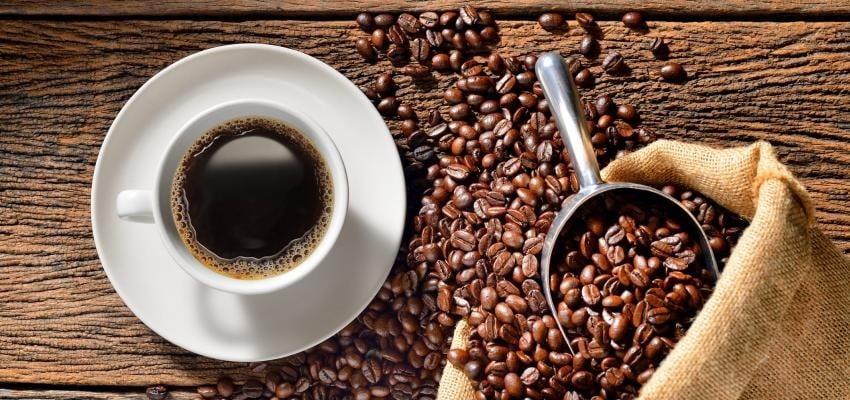 Simpatia do café para boas energias