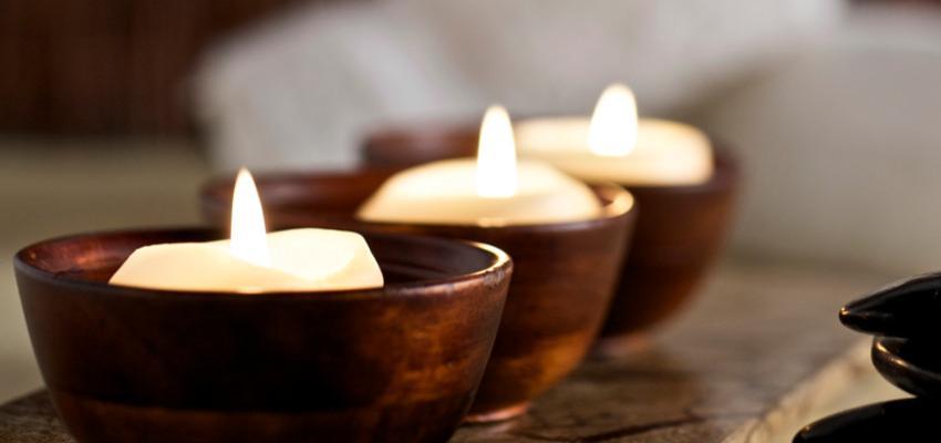 Diferentes formatos de velas – seus usos e significados