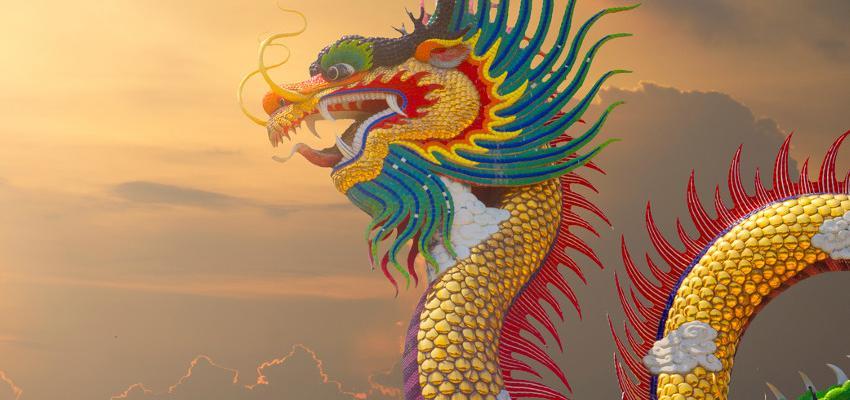 Dragão no Feng Shui - os mistérios do imponente guardião