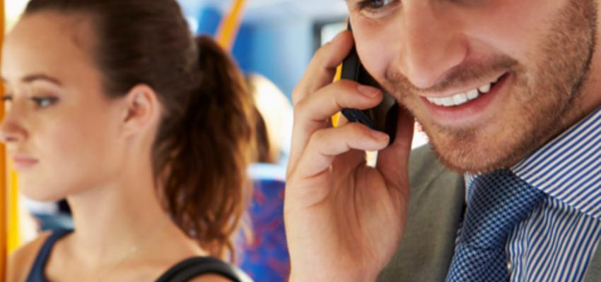 Aprenda a livrar-se da energia negativa adquirida no ônibus e metrô