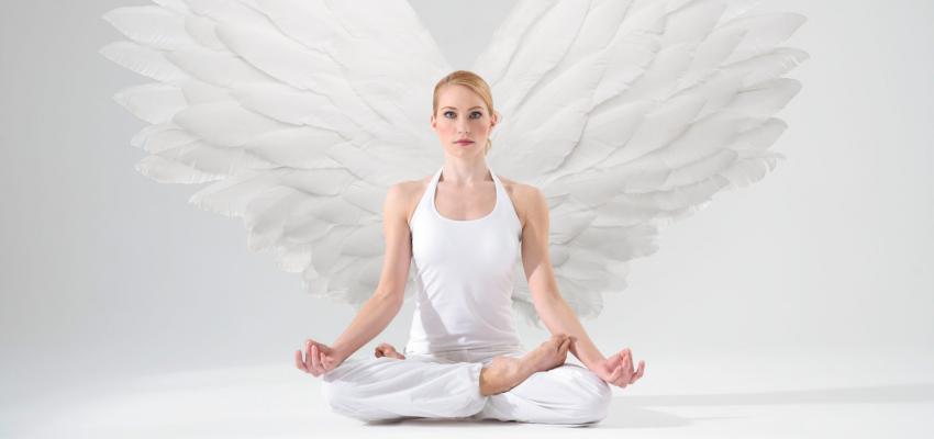 Faça a meditação do anjo da guarda