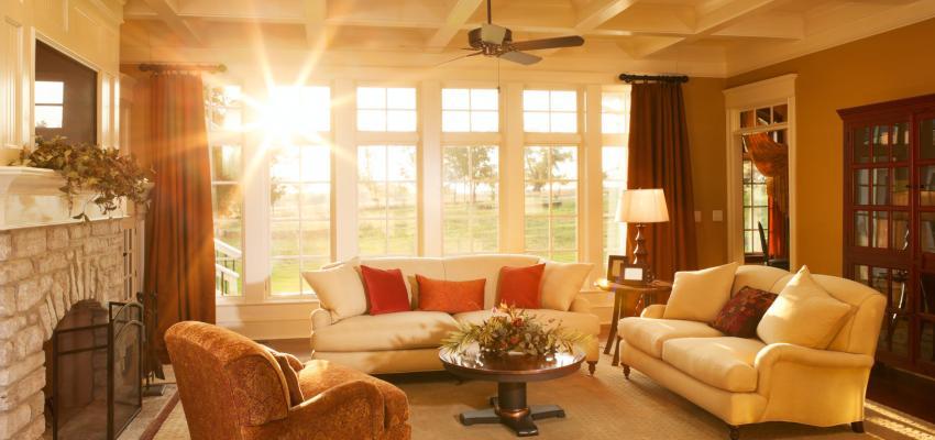Feng Shui - Qual parte da sua casa recebe o sol da manhã?