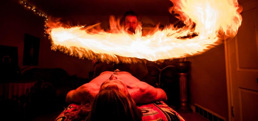 Fogo do Reiki: uma poderosa forma de tratamento com Reiki