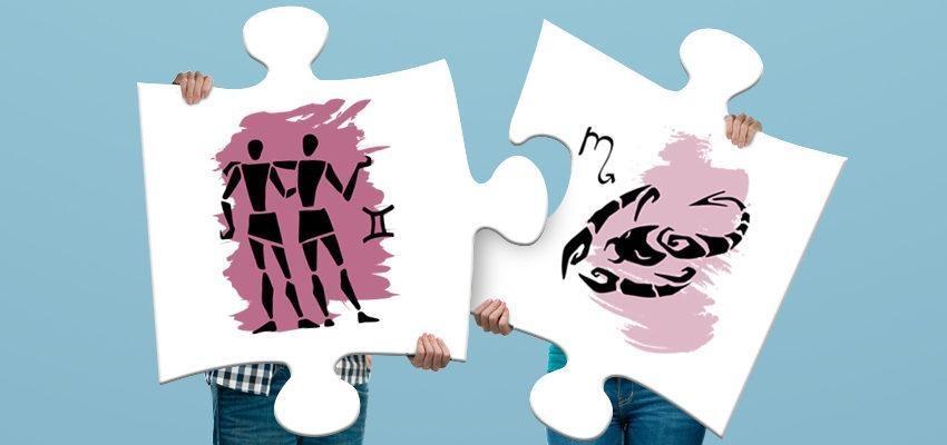 Compatibilidade dos Signos: Gêmeos e Escorpião