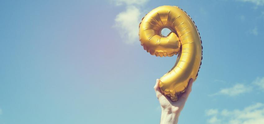 Ano Pessoal 9 na Numerologia 2019