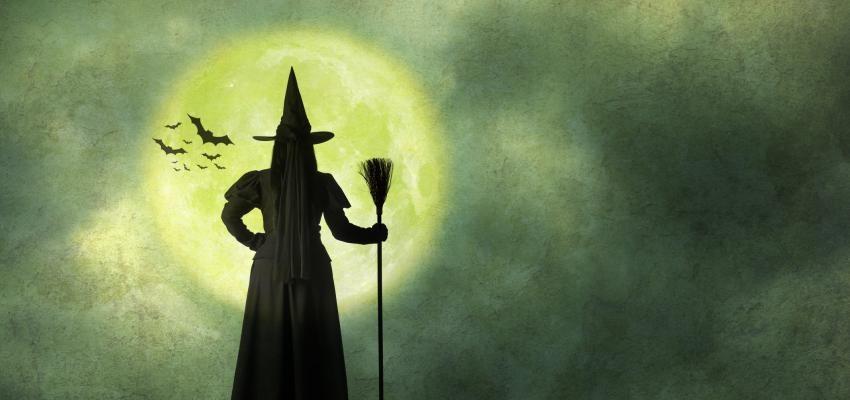 Sugestões de banhos para Dia das Bruxas