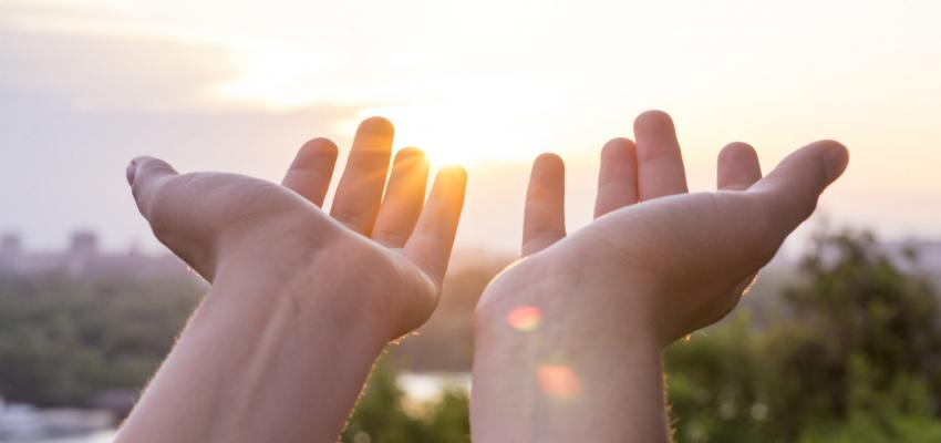 Orações curtas para trazer mais esperança a sua alma
