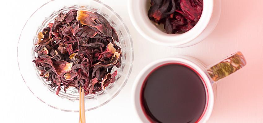 As propriedades místicas do chá de hibisco