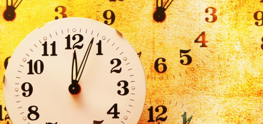 O significado de horas iguais no relógio