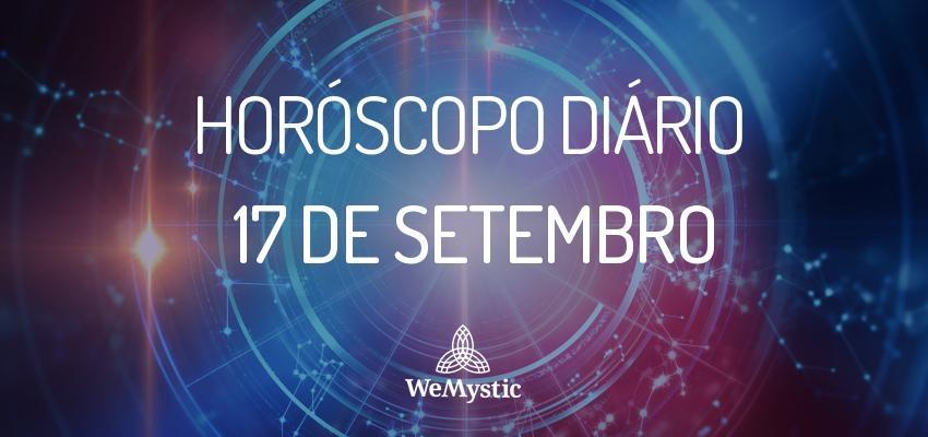Horóscopo do dia 17 de setembro de 2017  previsões para este Domingo ... dfc9bb37bf