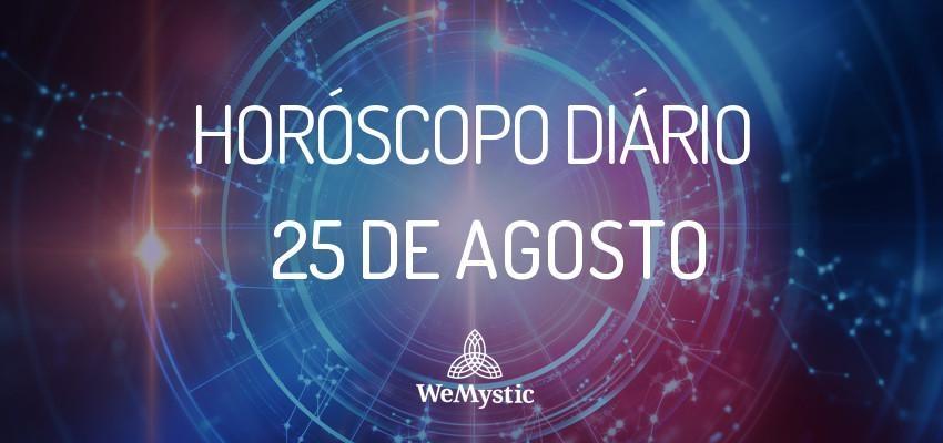 Horóscopo do dia 25 de agosto de 2017: previsões para esta sexta-feira