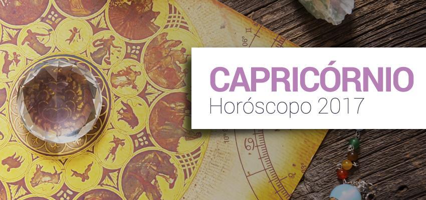 Previsão Completa do Horóscopo 2017 para Capricórnio