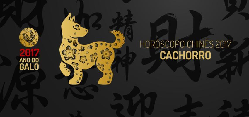 Previsões 2017 -  Como será o ano para o signo chinês Cão