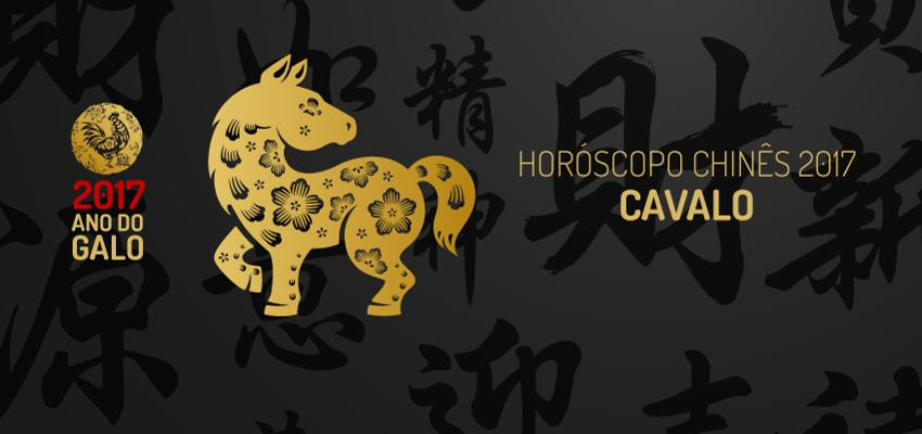 Previsões 2017 -  Como será o ano para o signo chinês Cavalo