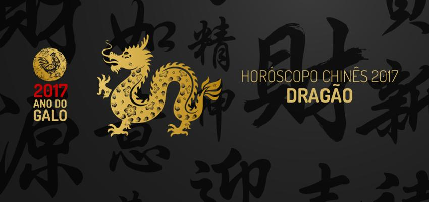 Previsões 2017 -  Como será o ano para o signo chinês Dragão