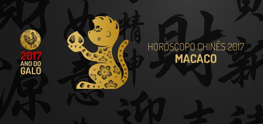 Previsões 2017 -  Como será o ano para o signo chinês Macaco