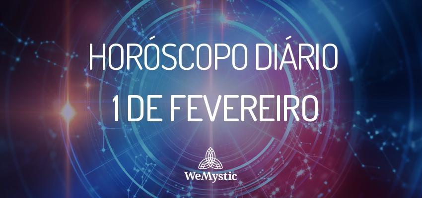 Horóscopo do dia 01 de Fevereiro de 2018: previsões para esta quinta-feira