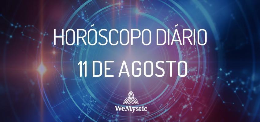 Horóscopo do dia 11 de agosto de 2017: previsões para esta sexta-feira